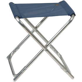 Lafuma Mobilier ALU PL Folding Stool with Batyline, ocean